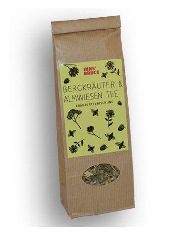 Bergkräuter & Almwiesen Tee