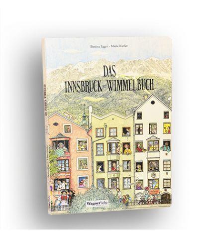 Das Innsbruck-Wimmelbuch