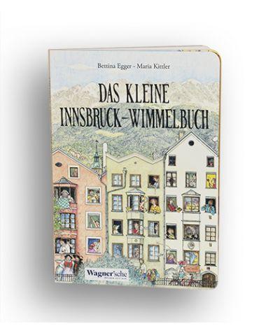 Das Kleine Innsbruck-Wimmelbuch