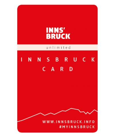 Innsbruck Card-Children 72 H (6-15 Jahre)