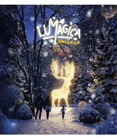 LUMAGICA - Magischer Lichterpark im Hofgarten Innsbruck